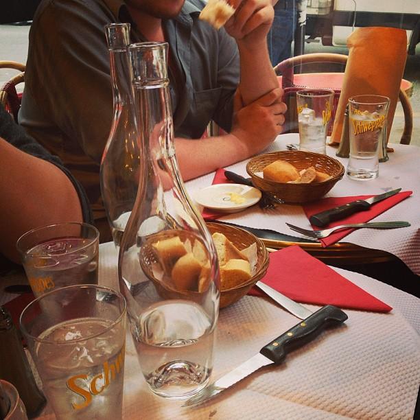 Paris.table